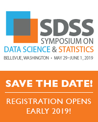 SDSS 2019 advert